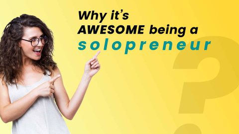 Why It's Awesome Being A Solopreneur ?