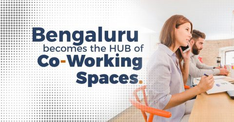 bengaluru becomes the hub of coworking spaces