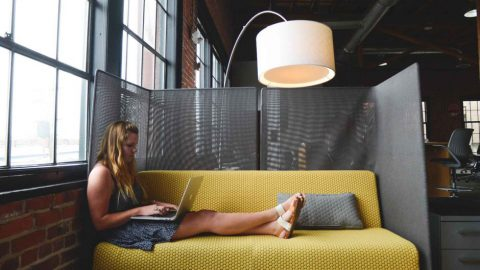 Coworking space- the saviour of Real Estate.
